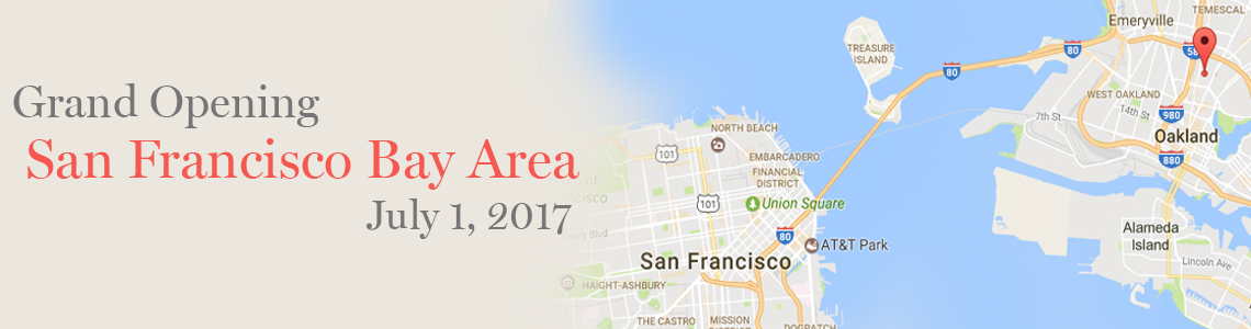 San Francisco - Oakland - Bay Area - Grand Opening